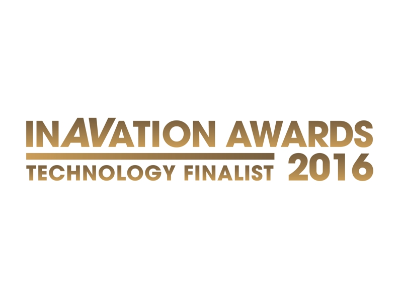 Arthur Holm's motorised foldable and rotatable Dynamic3Talk monitor, finalist in the 2016 InAVation awards