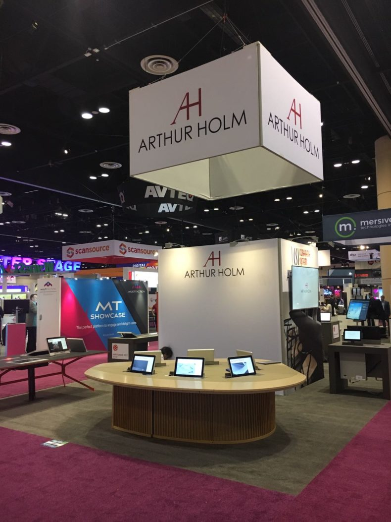 Arthur Holm in Orlando! Recap of a successful InfoComm 2017!