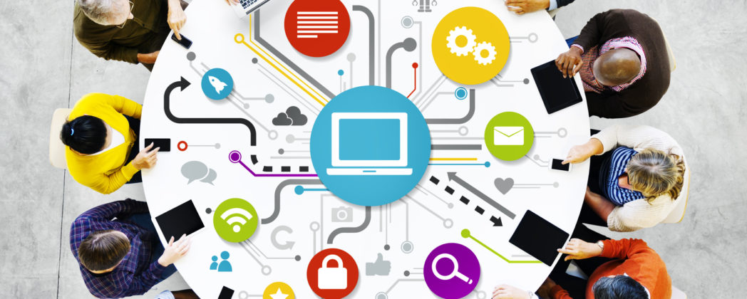 Lo spazio di lavoro digitale! BYOD, CYOD e installazioni AV!
