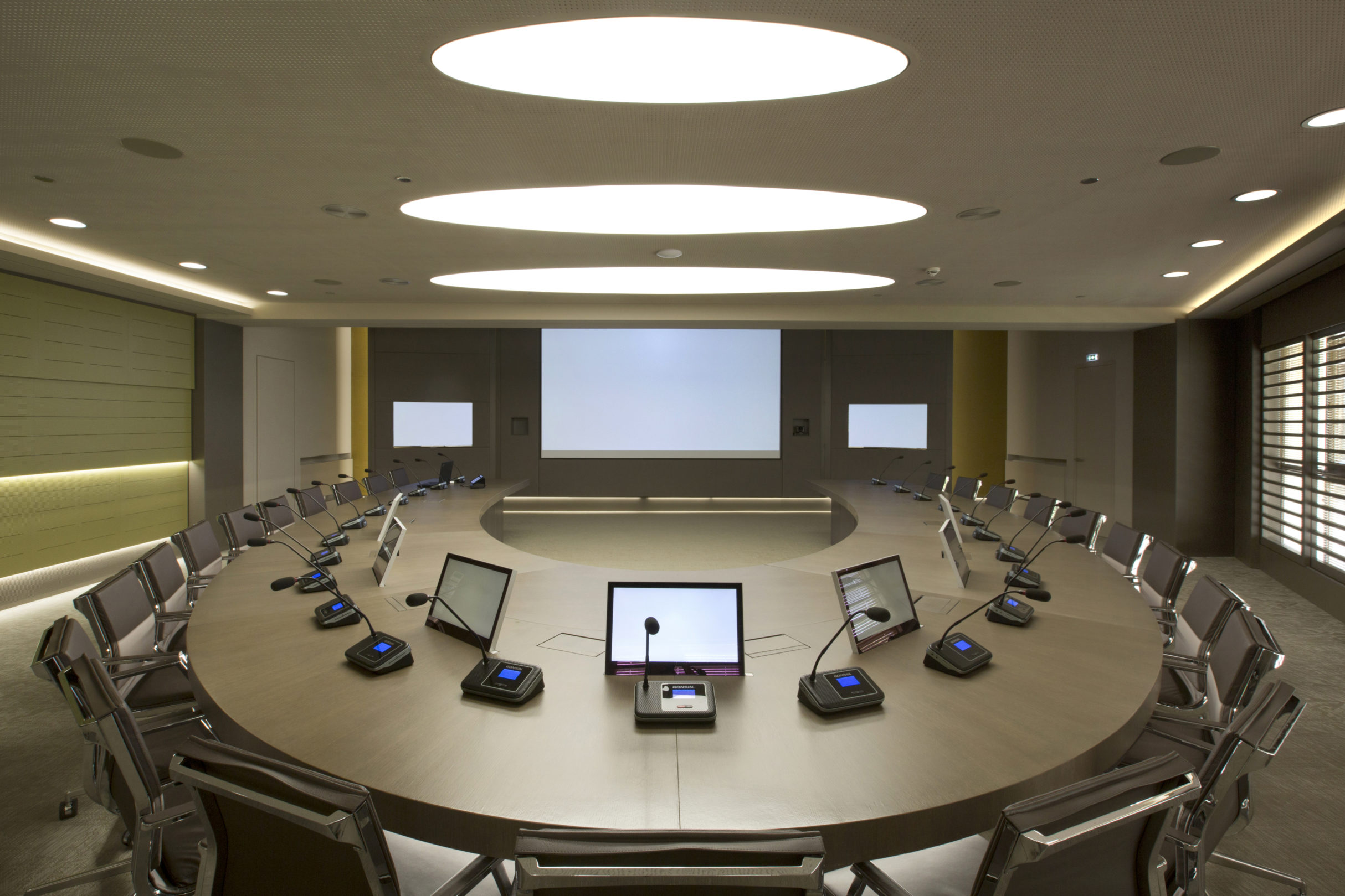 Board Room HQ project in Athens, Greece!