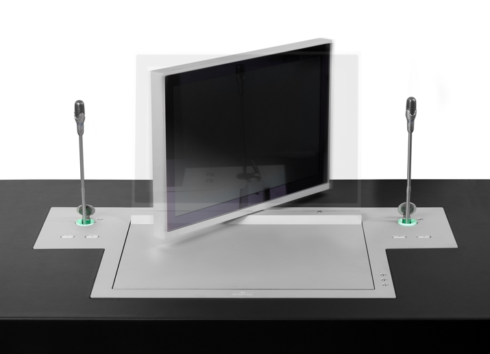 Dynamic3Talk motorised monitor
