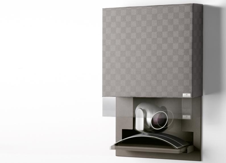 videoconference cameras integration system
