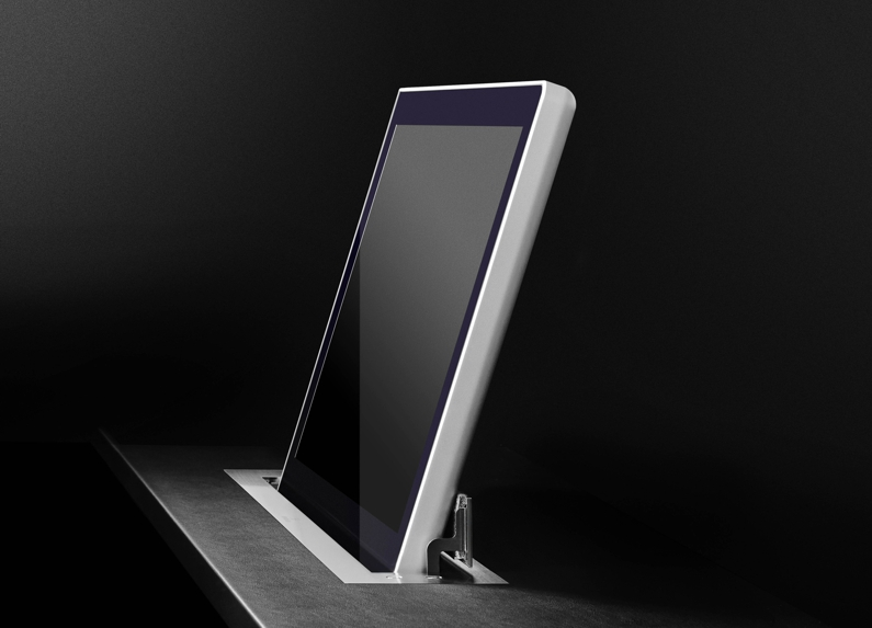 Aluminium-Design-Monitor