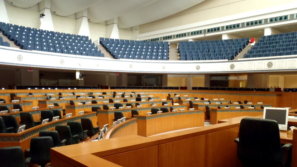 The National Assembly of Kuwait - Arthur Holm