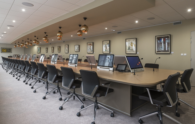 AV installations for conference rooms