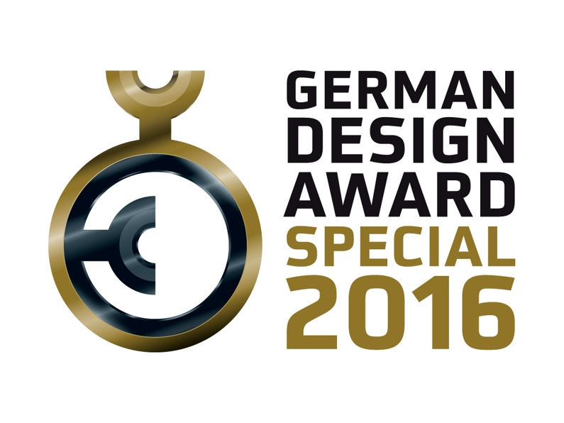 Arthur Holm Dynamic3talk achieves the international German Design Award with special mention