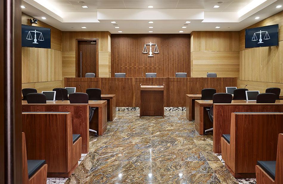 Le complexe des tribunaux Jahra & Farwaniya
