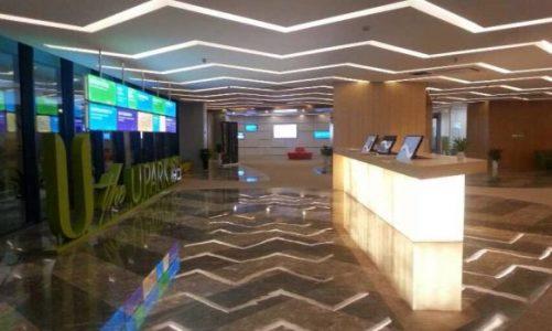 monitor retrattili per distretto di innovazione