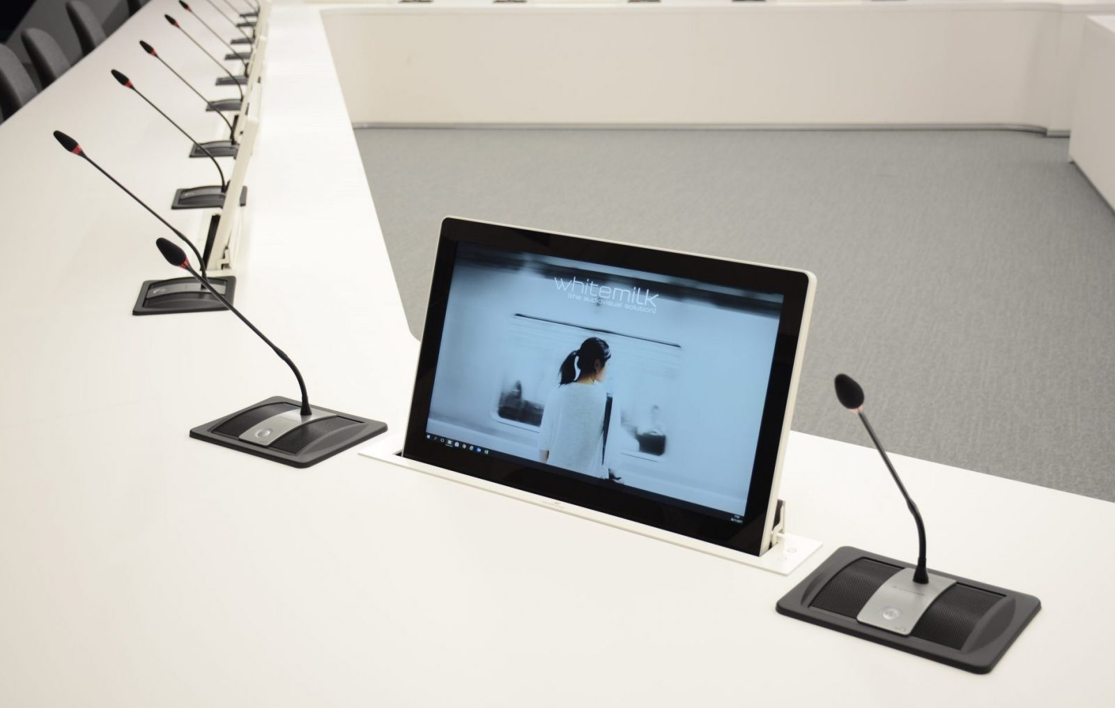 installations for meeting rooms