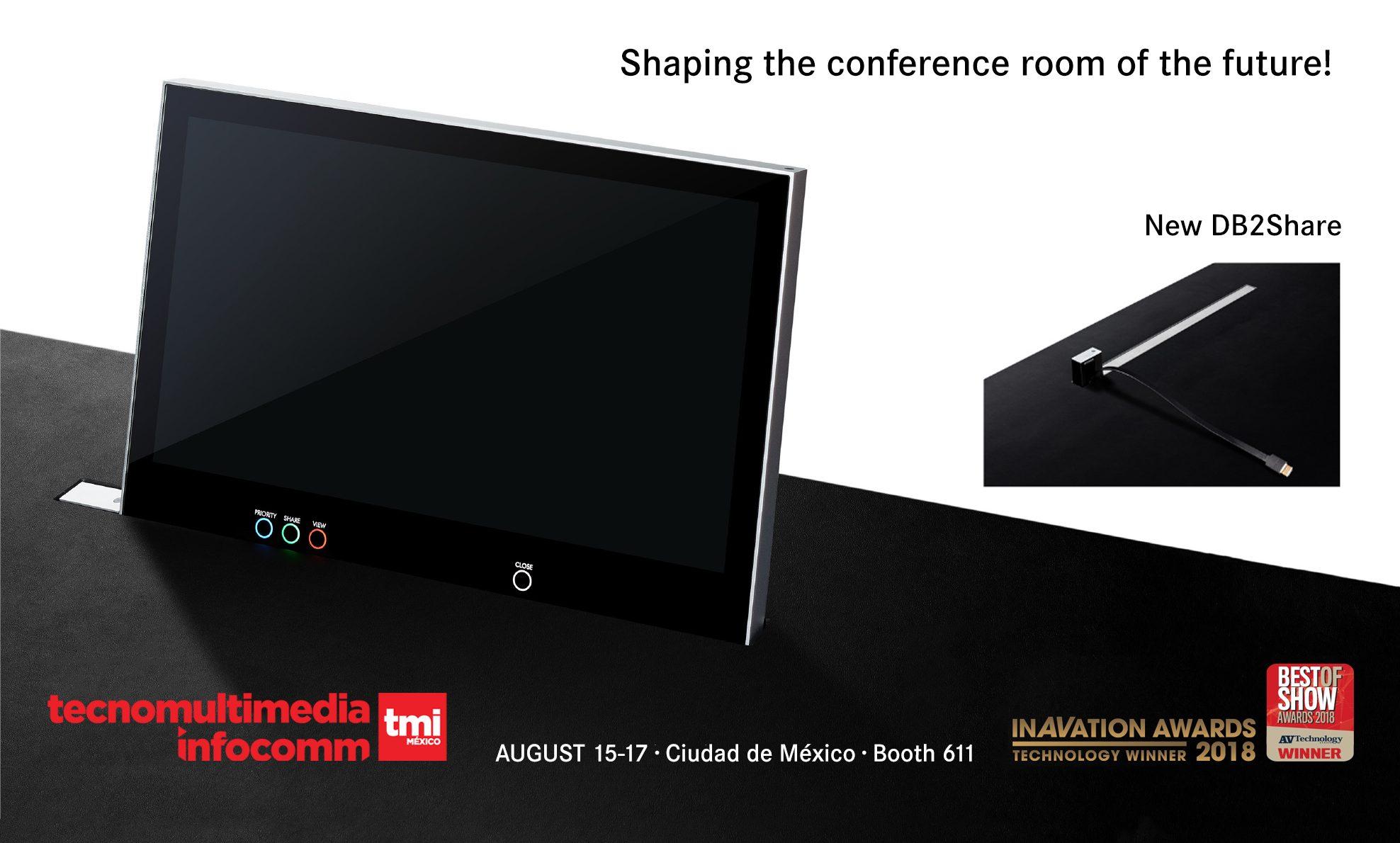 Le salon Technomultimedia à Mexico est en route!