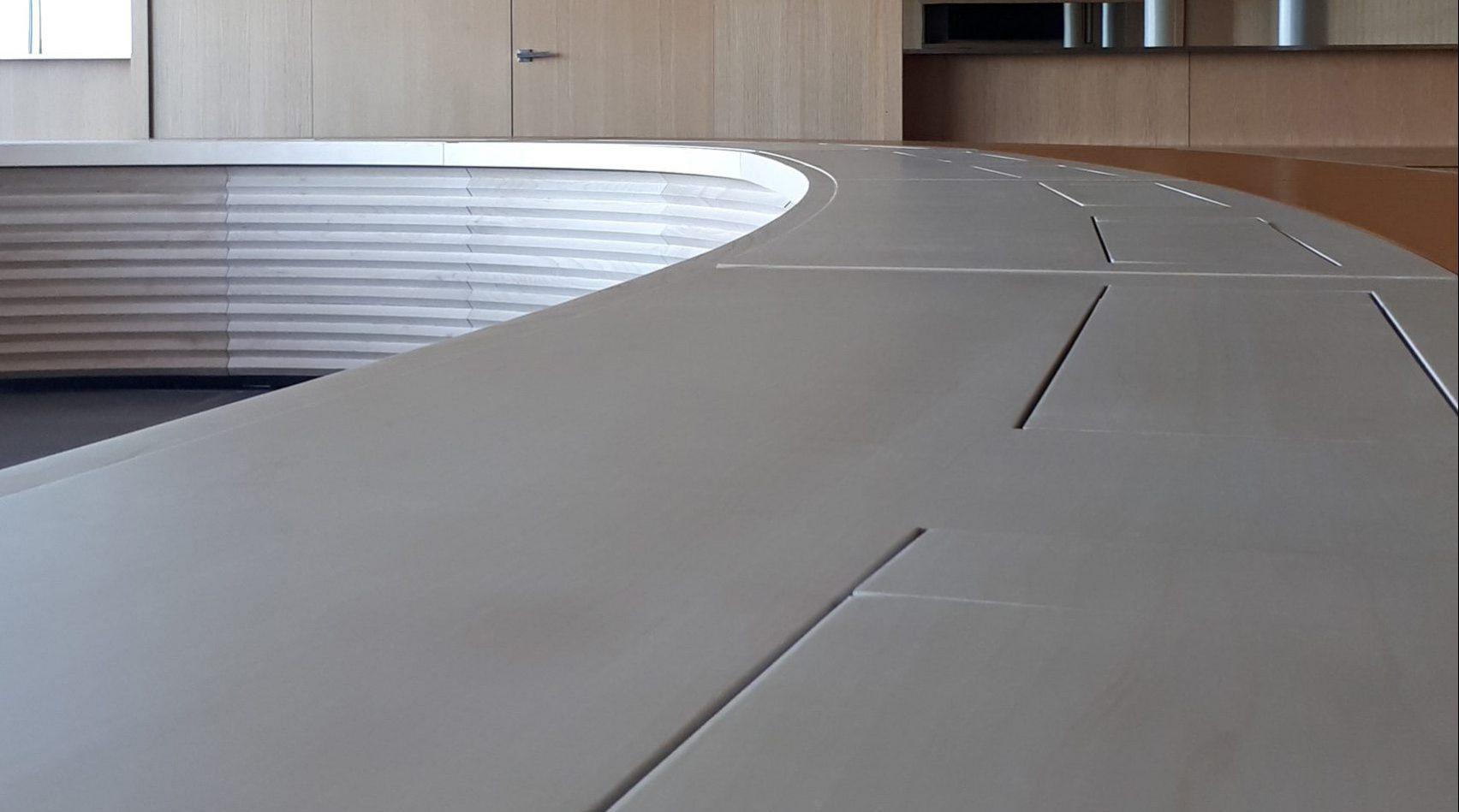 UnderCover crea una superficie liscia e uniforme