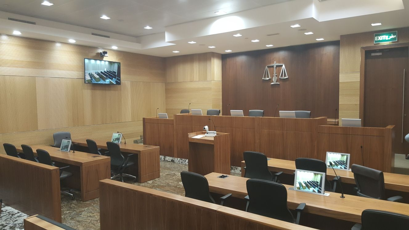Collaborative technology enters the modern courtroom