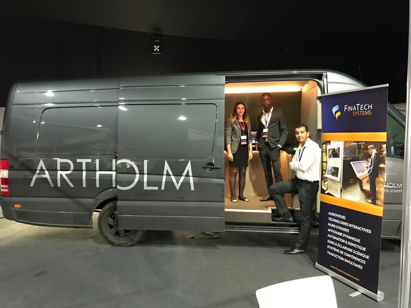 monitors Van Tour Casablanca
