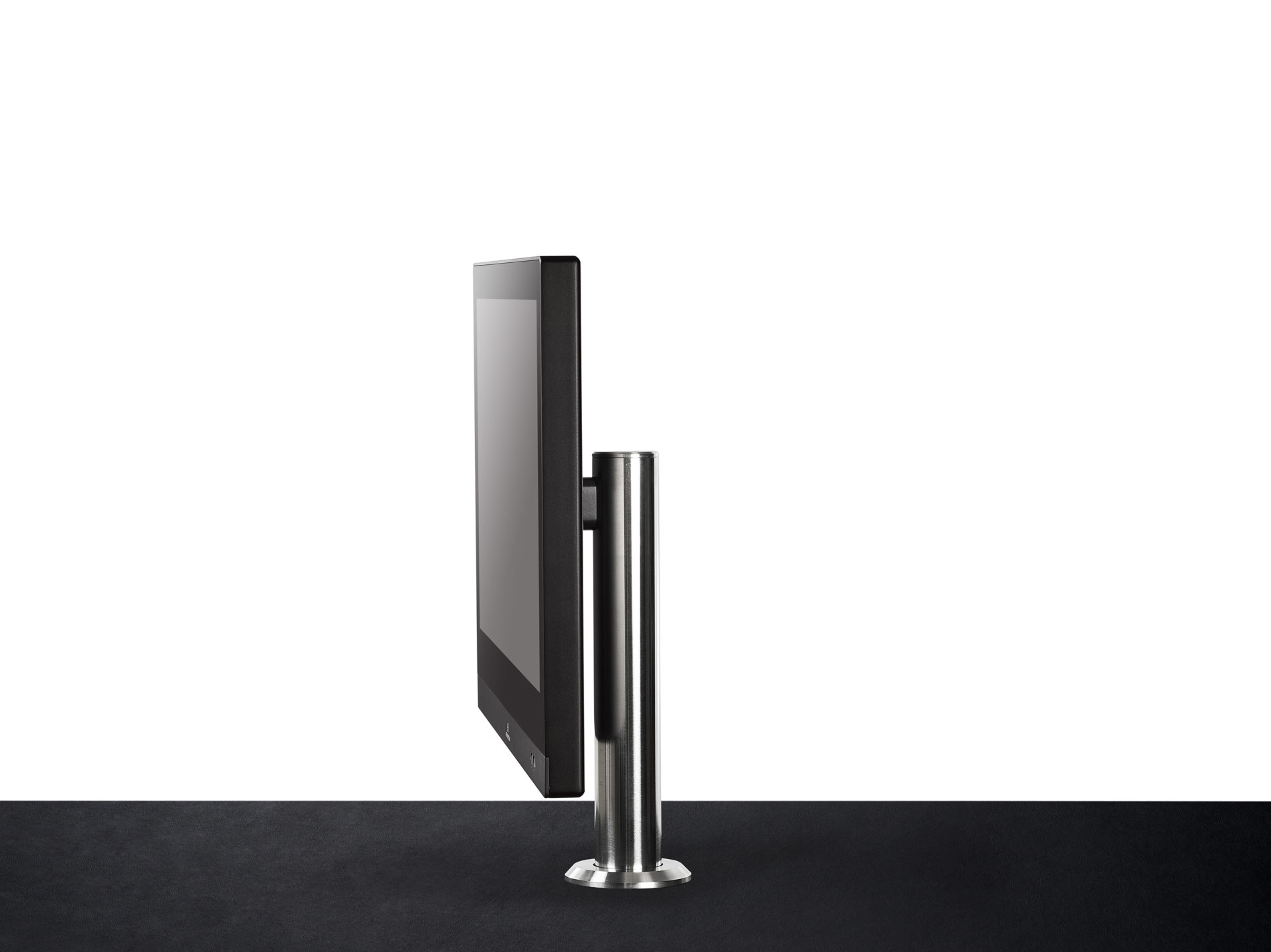 reception monitor for hotels and welcome counters