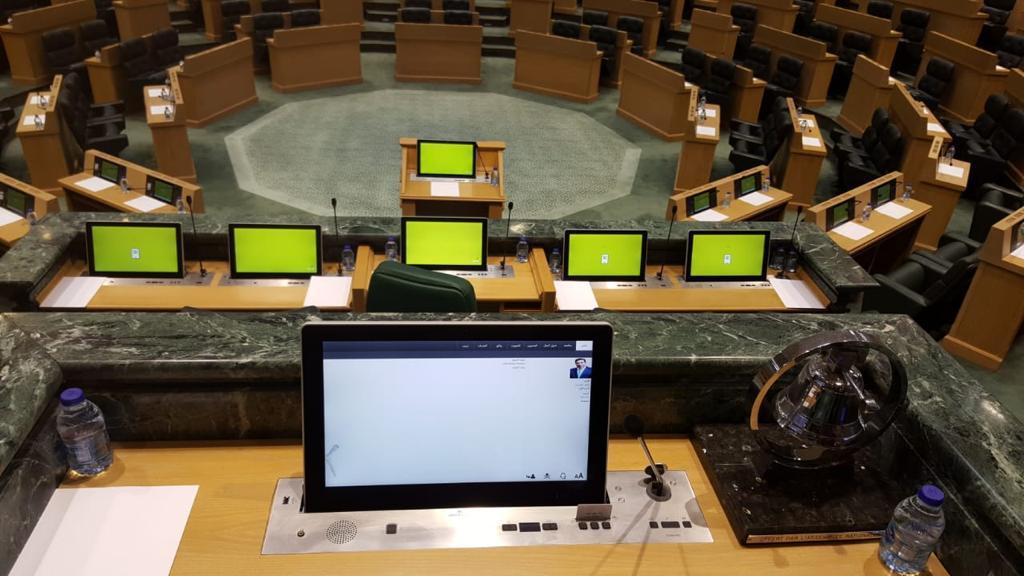 Monitore für staatliche Institutionen
