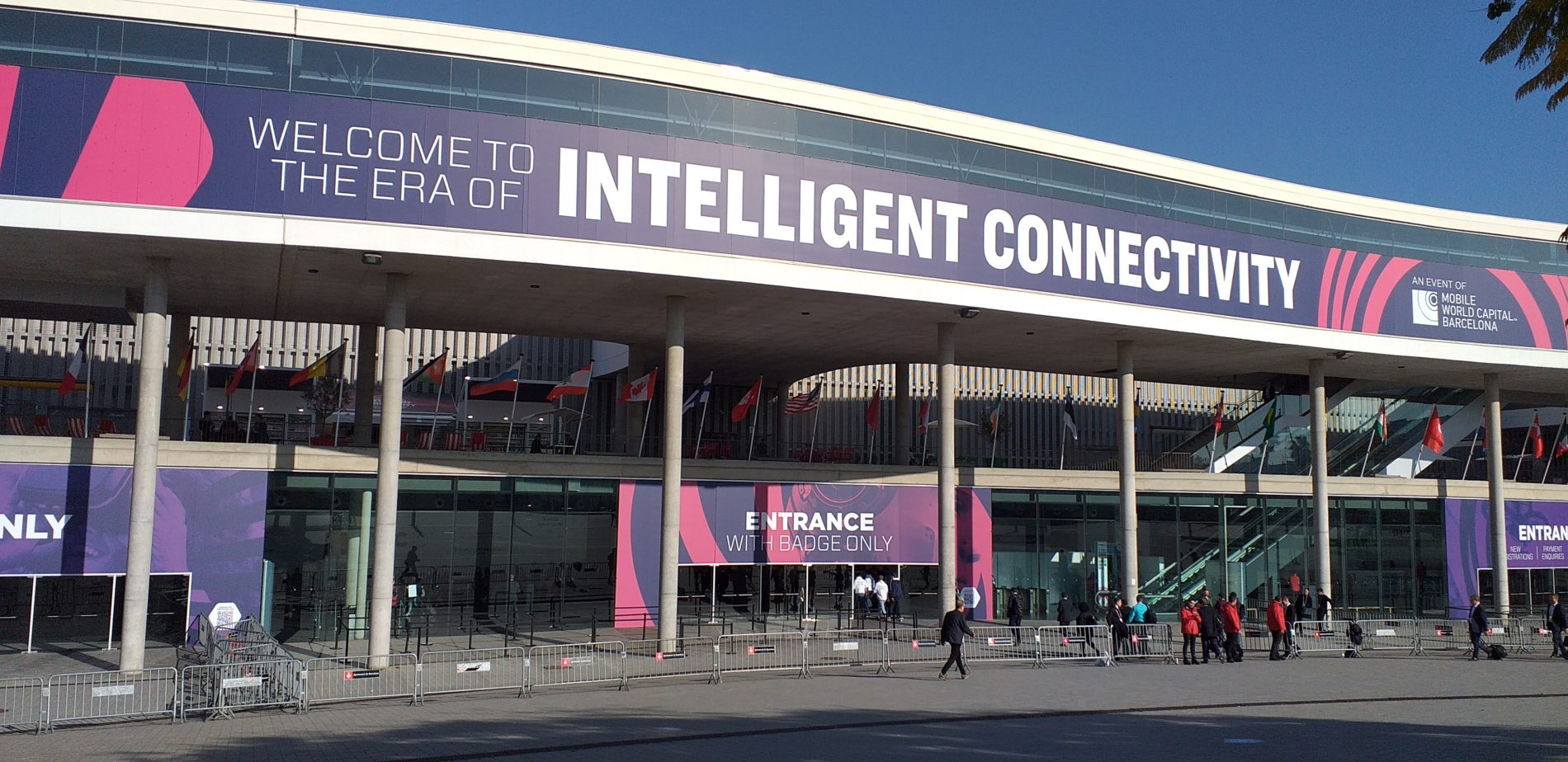 The Arthur Holm smart and connected solutions get to MWC19 Barcelona!