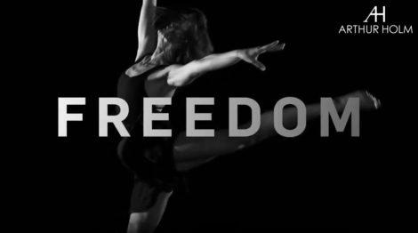 Inspiration Freedom values