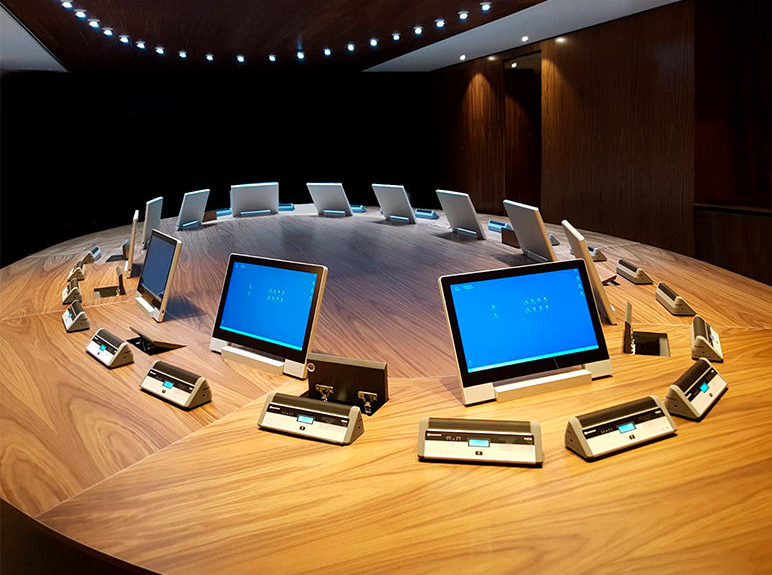 monitors for meetings