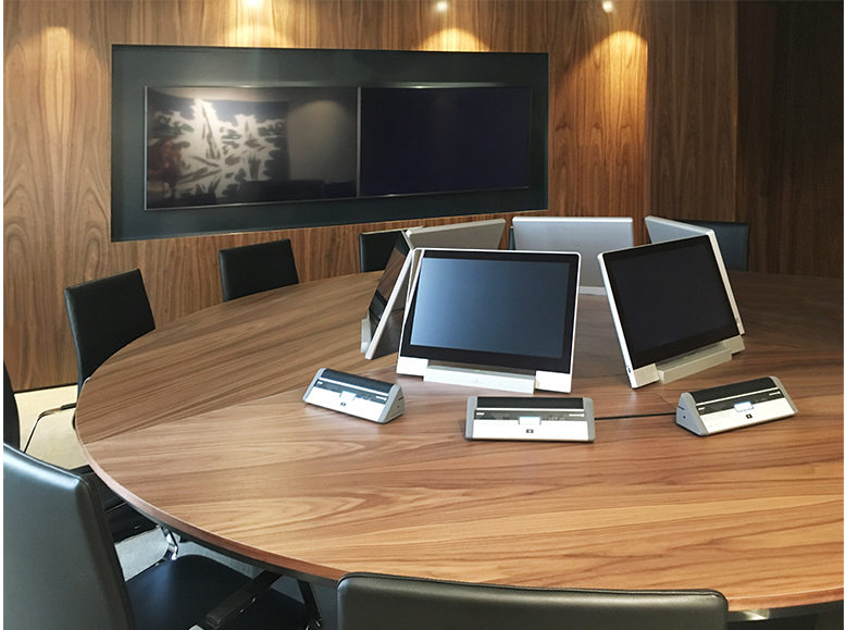 collaborative technology in meeting rooms