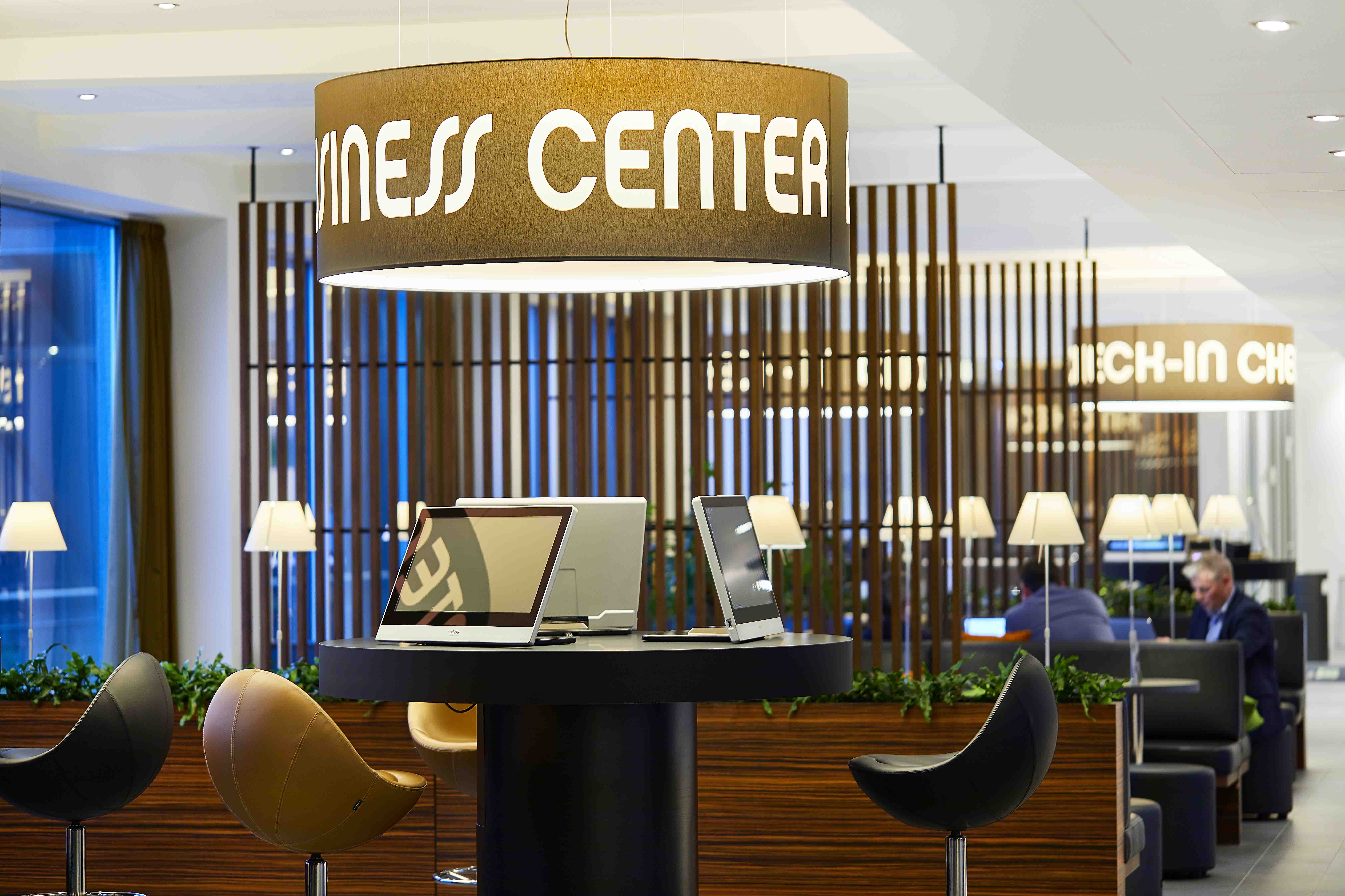 technology for hotels and receptions