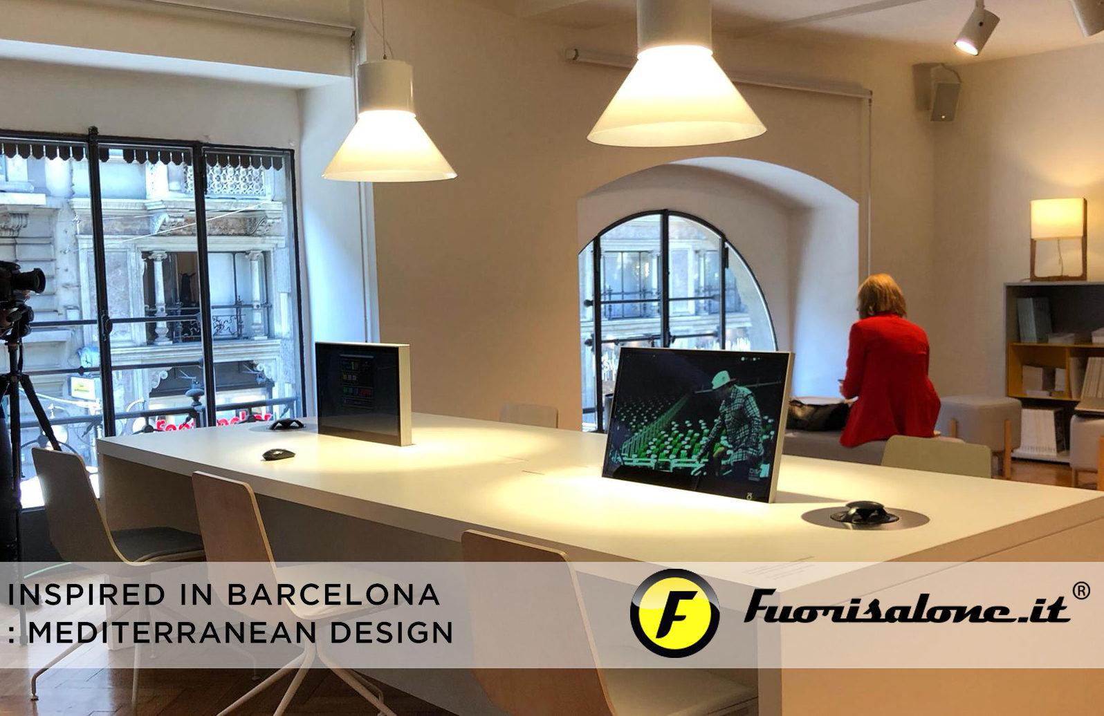 """""""Inspired in Barcelona: Mediterranean Design"""", Kreativität der urbanen Farben und Rhythmen"""