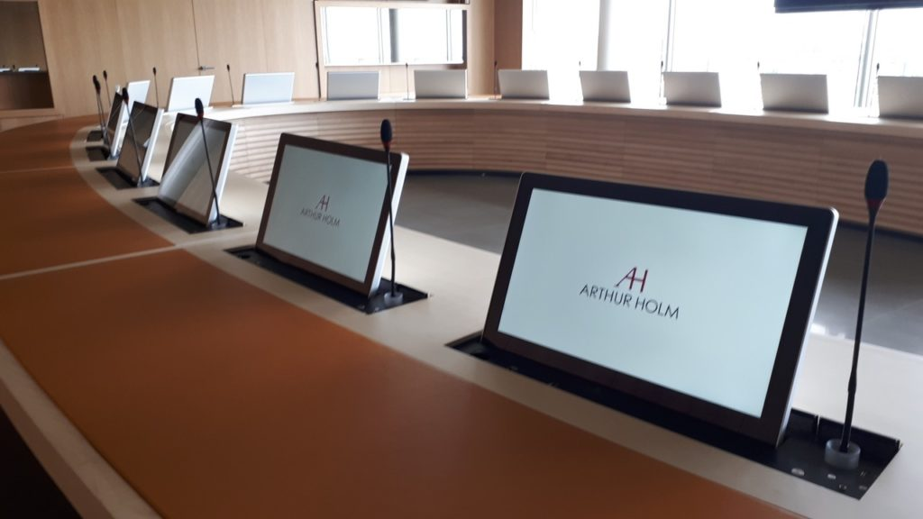 technology for meeting rooms
