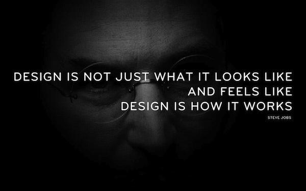 design steve jobs