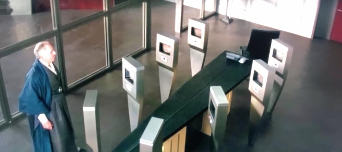 """La sala de reuniones del futuro: """"Demolition Man 2"""""""