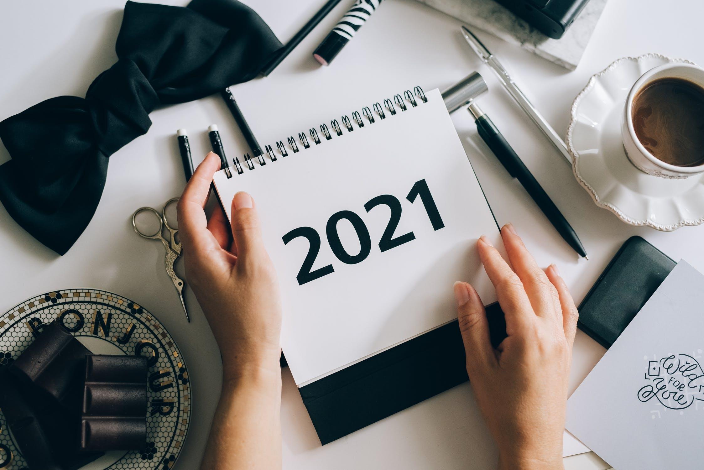 I nostri migliori auguri per il 2021!