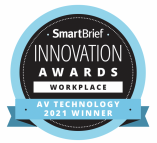 The Emerging Technology Award for Workplace Technology goes to Dynamic4 by Arthur Holm