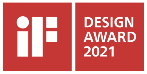 DynamicSpeaker by Arthur Holm won the iF DESIGN AWARD 2021!